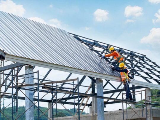 Commercial Metal Roofing-Mid-Florida Metal Roof Contractors of Lakeland