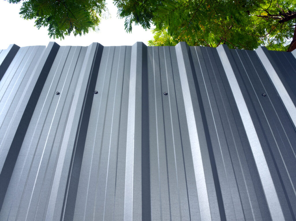 Corrugated Metal Roof-Mid-Florida Metal Roof Contractors of Lakeland