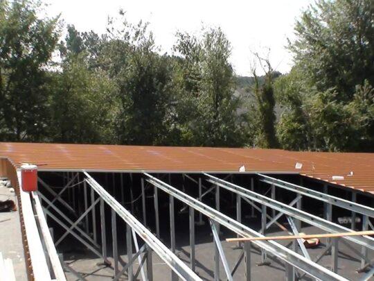 Re-roofing (Retrofitting) Metal Roofs-Mid-Florida Metal Roof Contractors of Lakeland