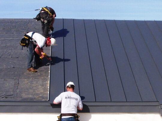 Standing Seam Metal Roof-Mid-Florida Metal Roof Contractors of Lakeland