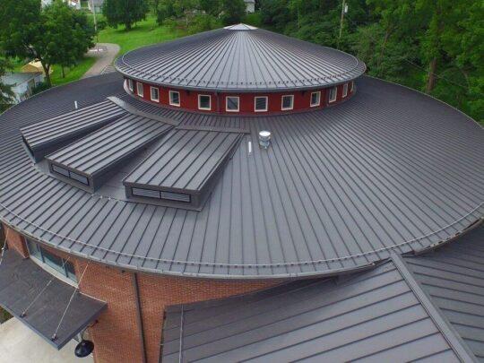 Tapered Panels Metal Roof-Mid-Florida Metal Roof Contractors of Lakeland